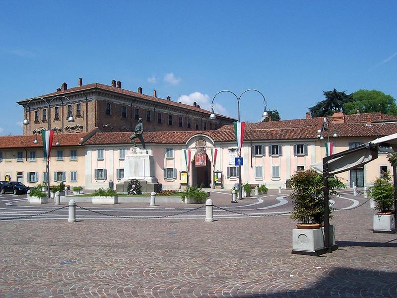 Villa Visconti Borromeo Arese Litta  Wikipedia
