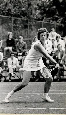 Betty Stöve, Dutch tennisplayer