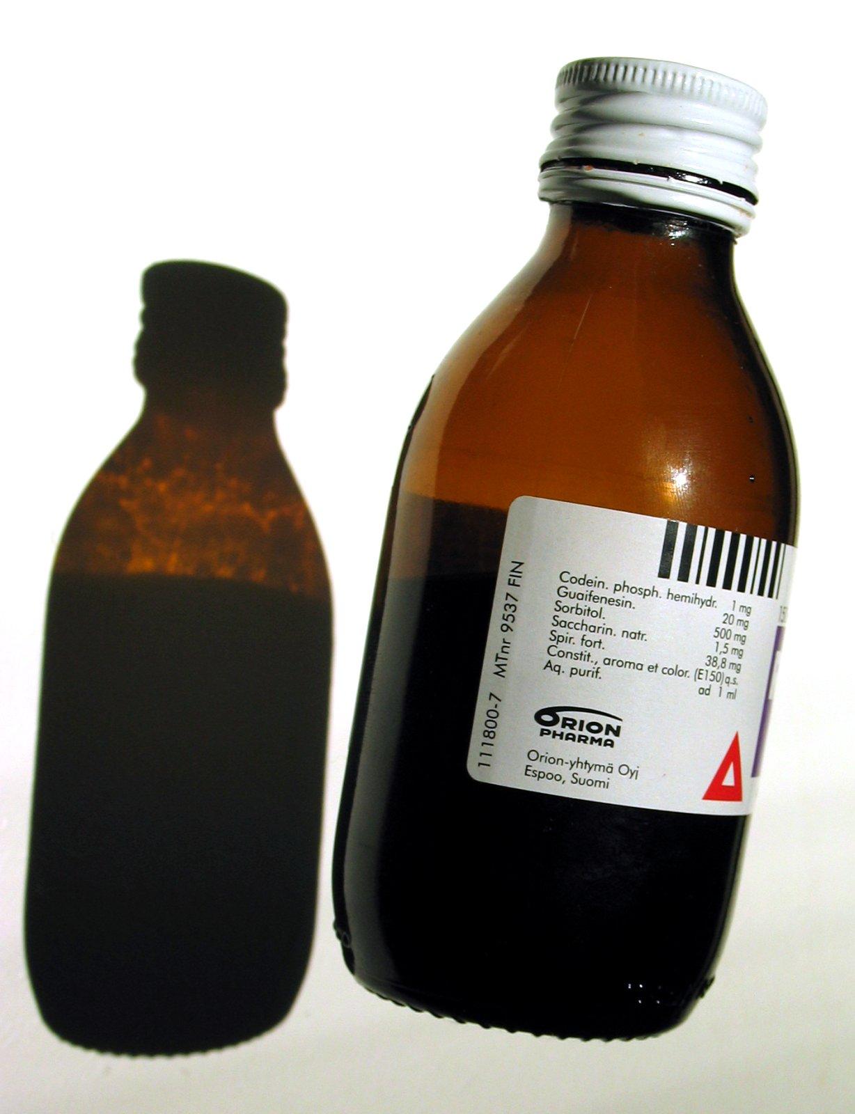 咳藥水既英文 | Yahoo 知識+