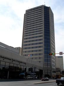 Tallest Building in Regina