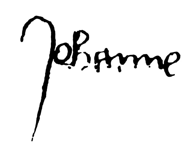 Archivo:Jehanne signature.jpg