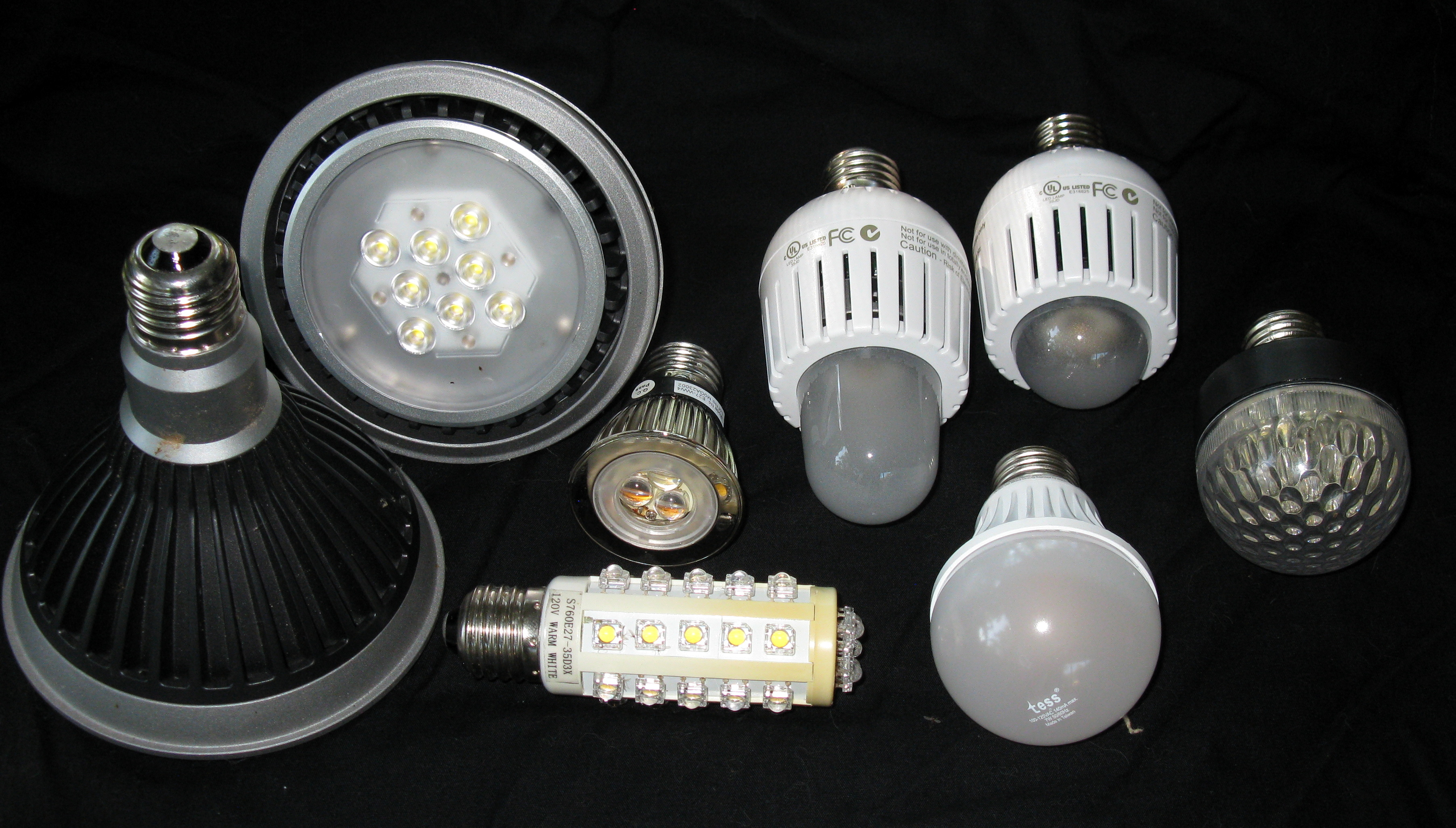 solid state lighting wikipedia