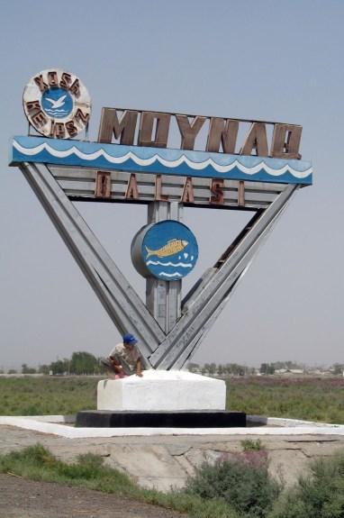 Moynaq – Veduta