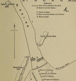 file plan of attack on peiho river 1859 jpg [ 1922 x 3184 Pixel ]