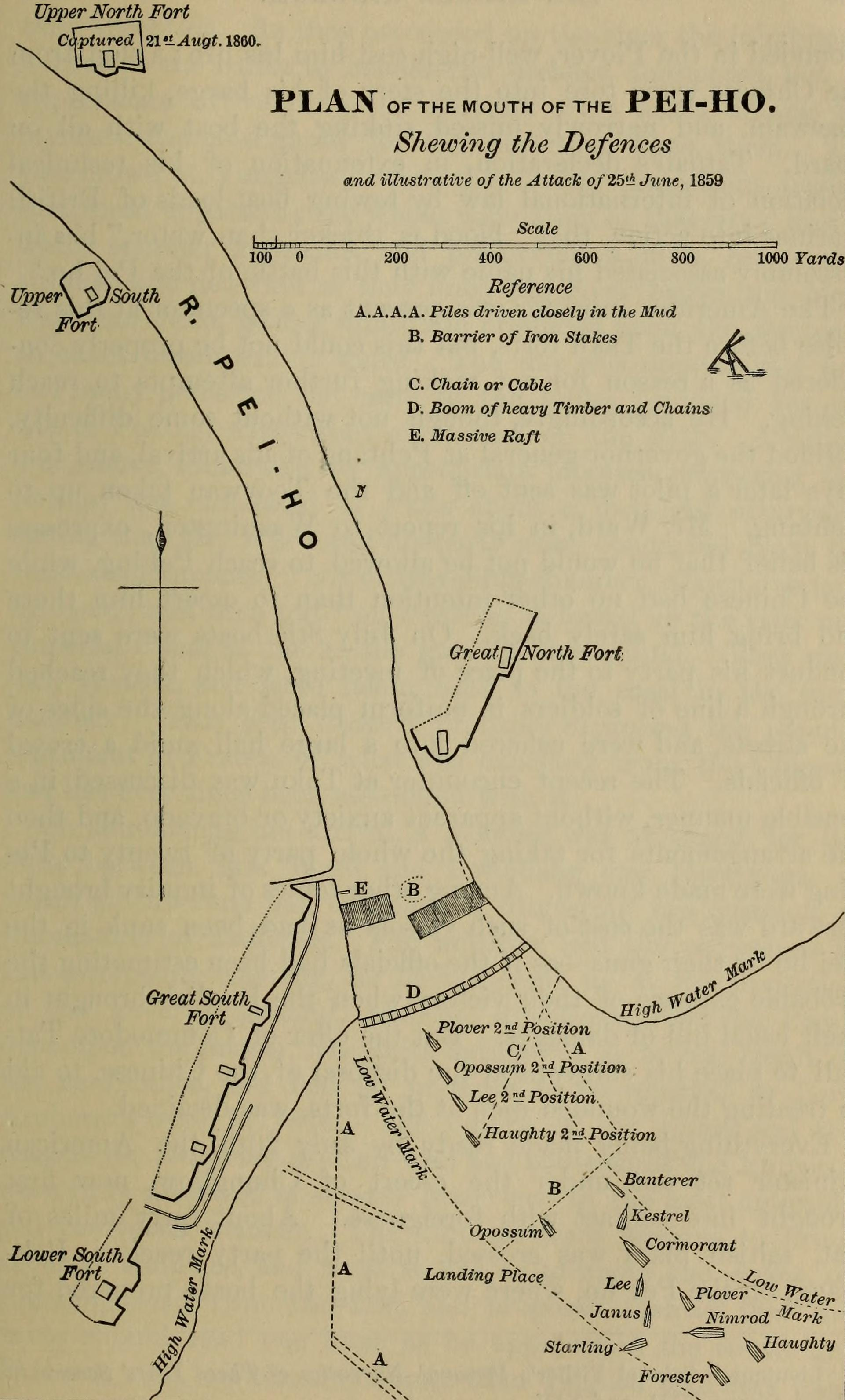 hight resolution of file plan of attack on peiho river 1859 jpg