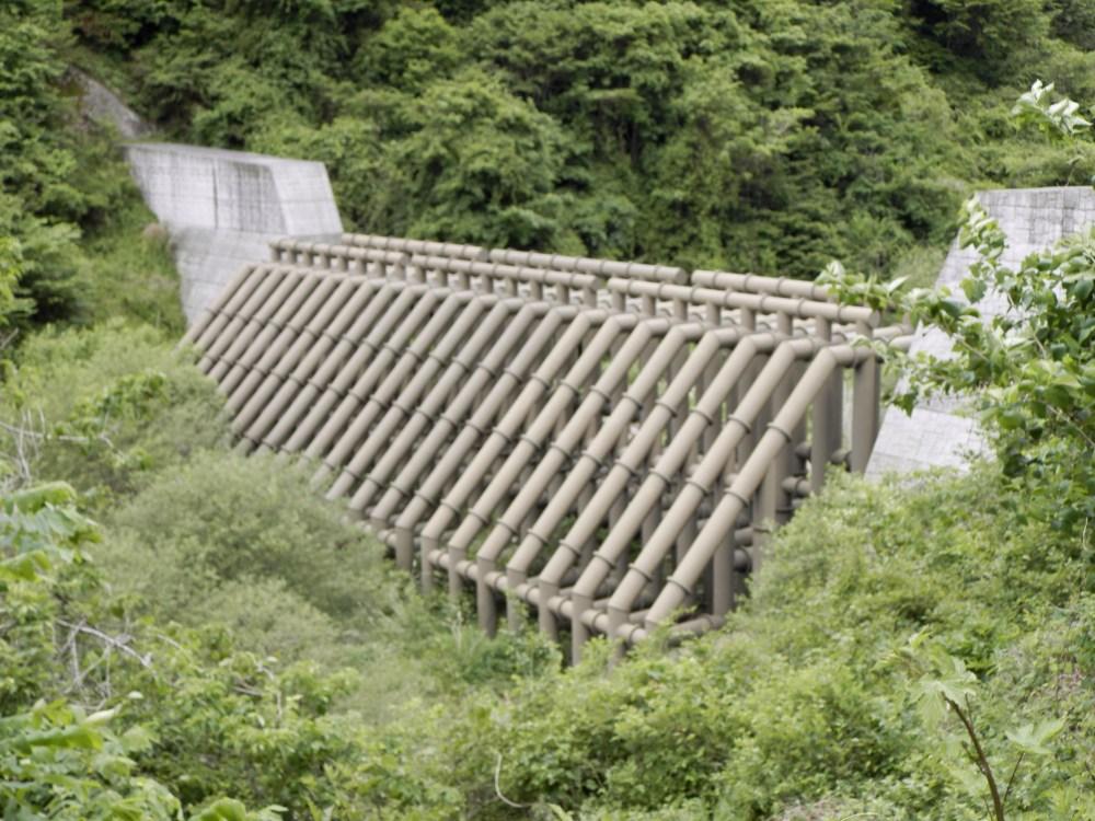 medium resolution of diagram of check dam