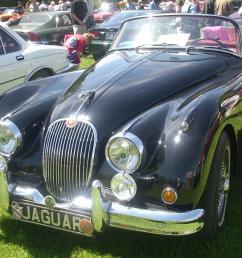 archivo 58 jaguar xk150 roadster hudson  [ 2145 x 1577 Pixel ]