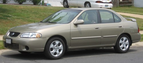 small resolution of nissan sentra wikipedia 2001 nissan sentra gxe l4 18 engine parts diagram