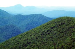 Appalachian mountans