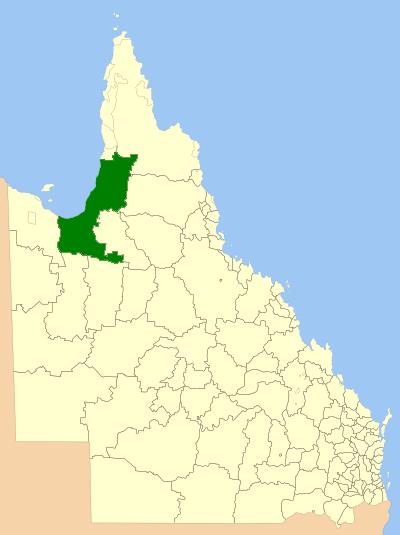Shire of Carpentaria  Wikipedia