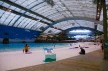 Ocean Dome Japan Indoor Beach