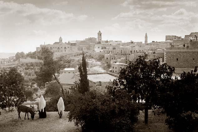View of Bethlehem, 1898