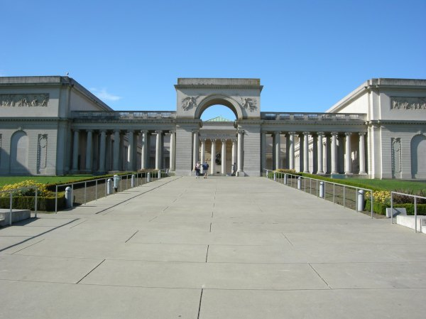 Palace Legion of Honor Museum San Francisco
