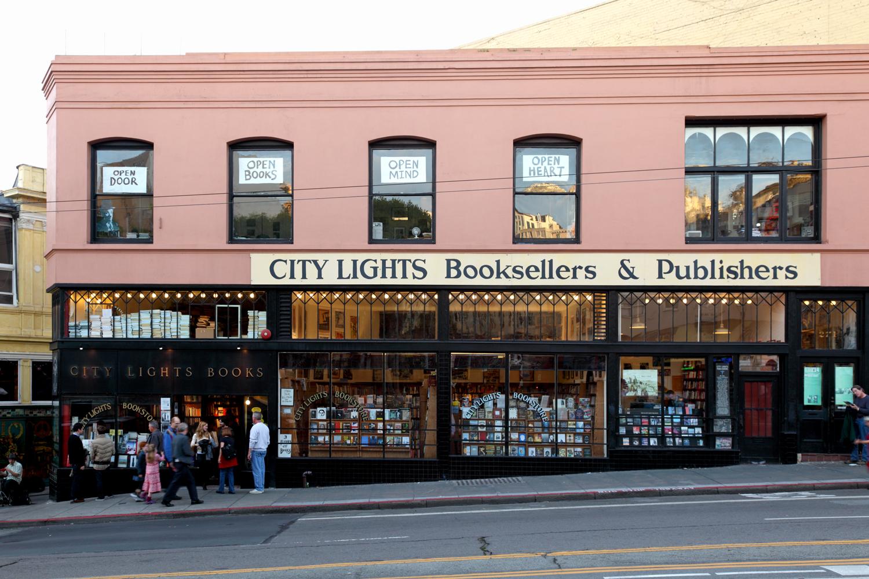 Bookstore North Beach Sf