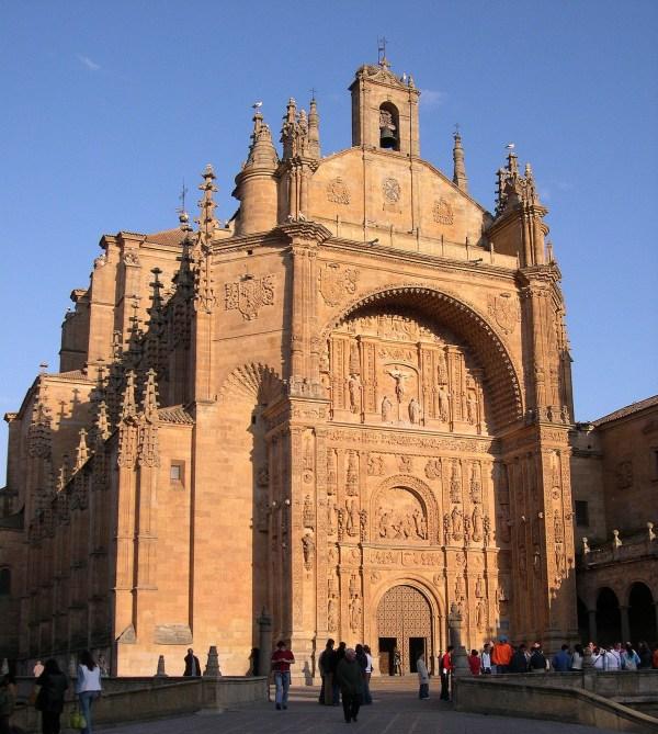 Iglesia San Esteban Salamanca