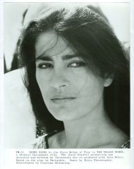Irene Papas nel film Le troiane (1971)