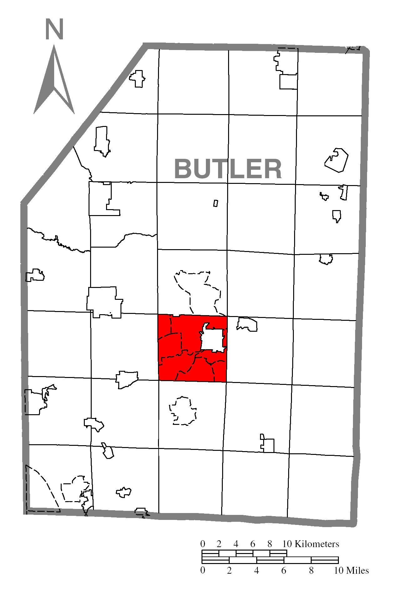 Township Map Pa
