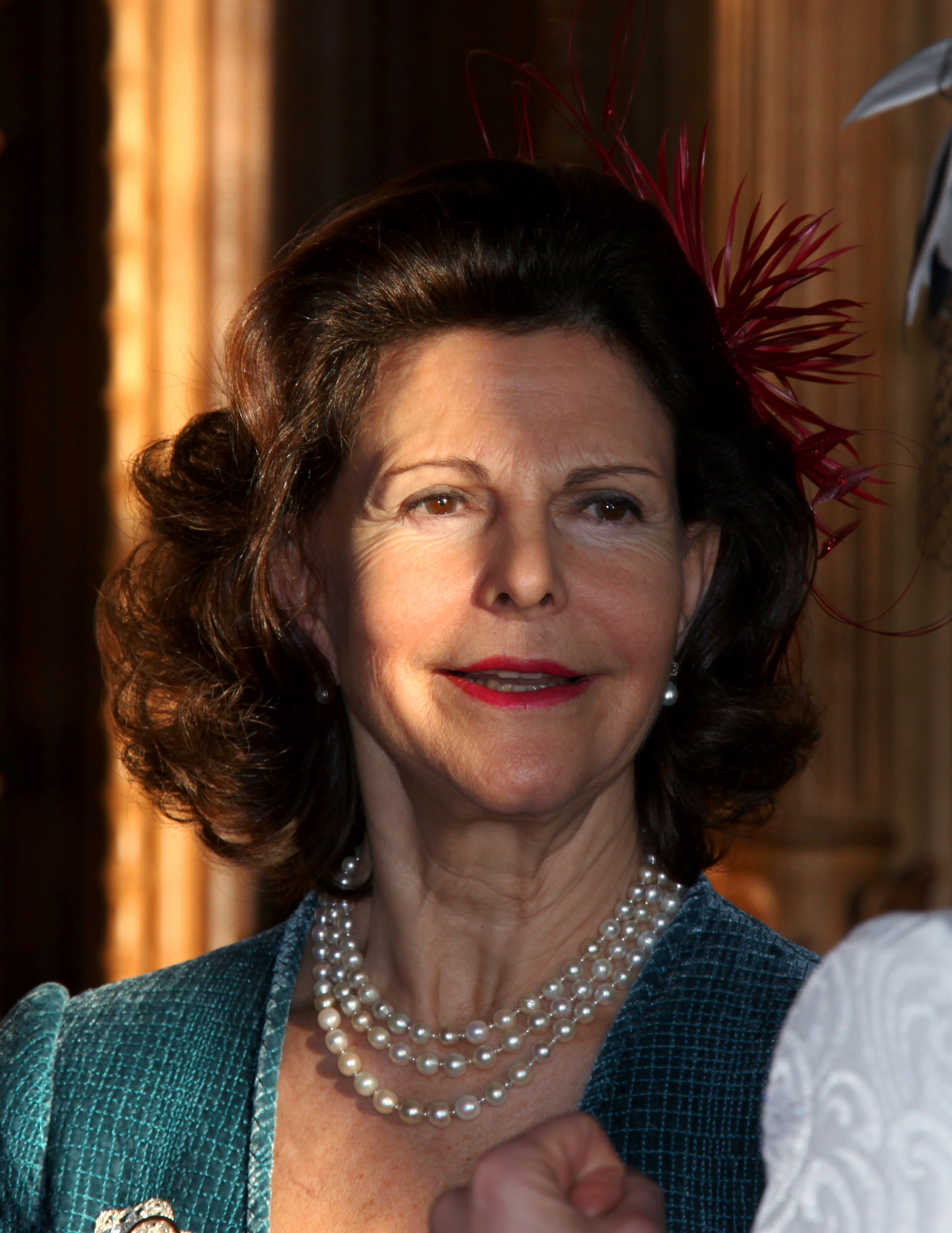 About Queen Silvia Of Sweden