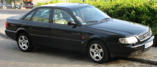 small resolution of file audi 100 sedan c4 jpg
