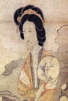 File:Chen Hongshou, Appreciating Plums, detail.jpg