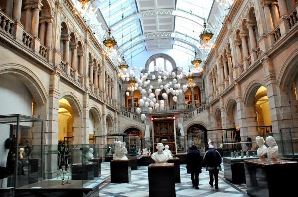File East Court Kelvingrove Art And Museum