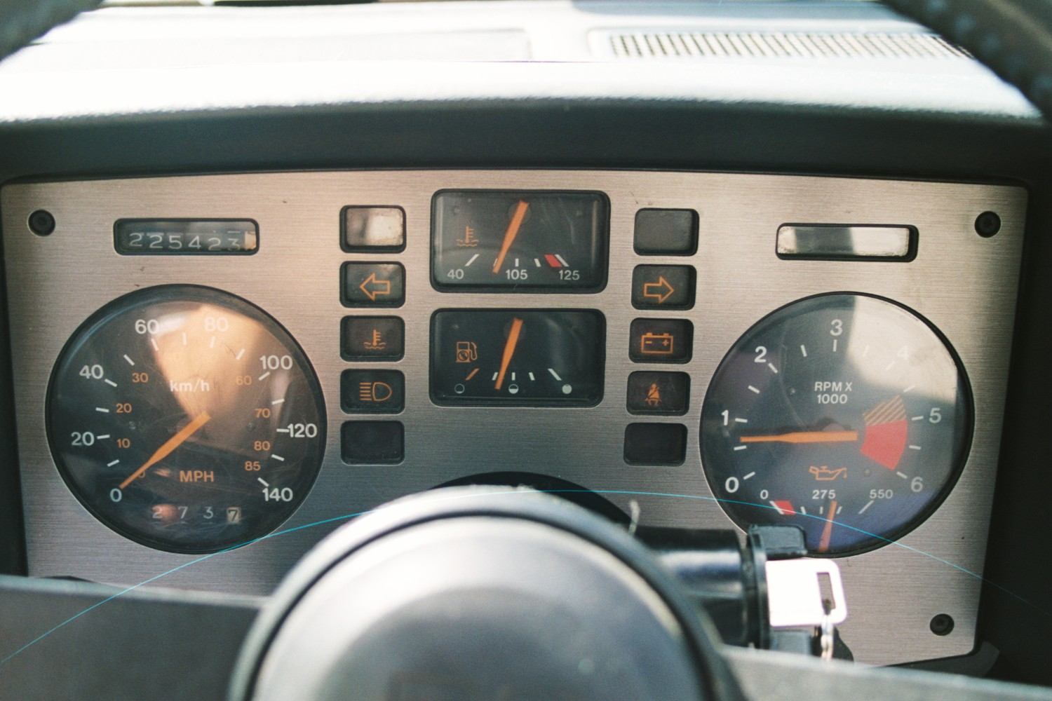 hight resolution of file gauge cluster of a 1985 pontiac fiero sc jpg