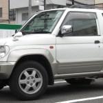 Mitsubishi Pajero Junior Wikipedia