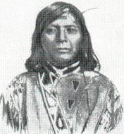 English: Nez Percé American Indian
