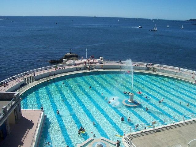 Tinside Pool Plymouth