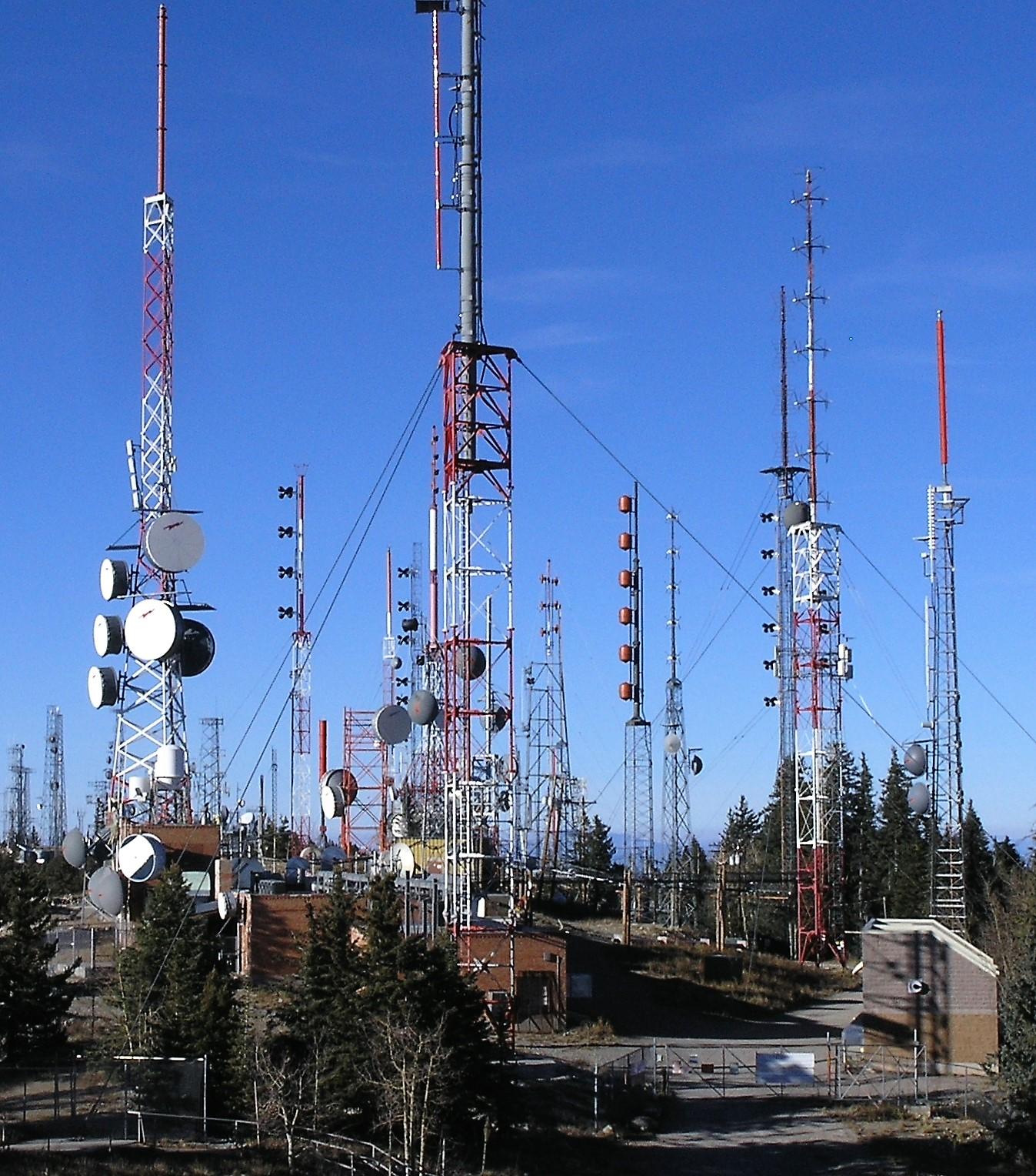hight resolution of radio