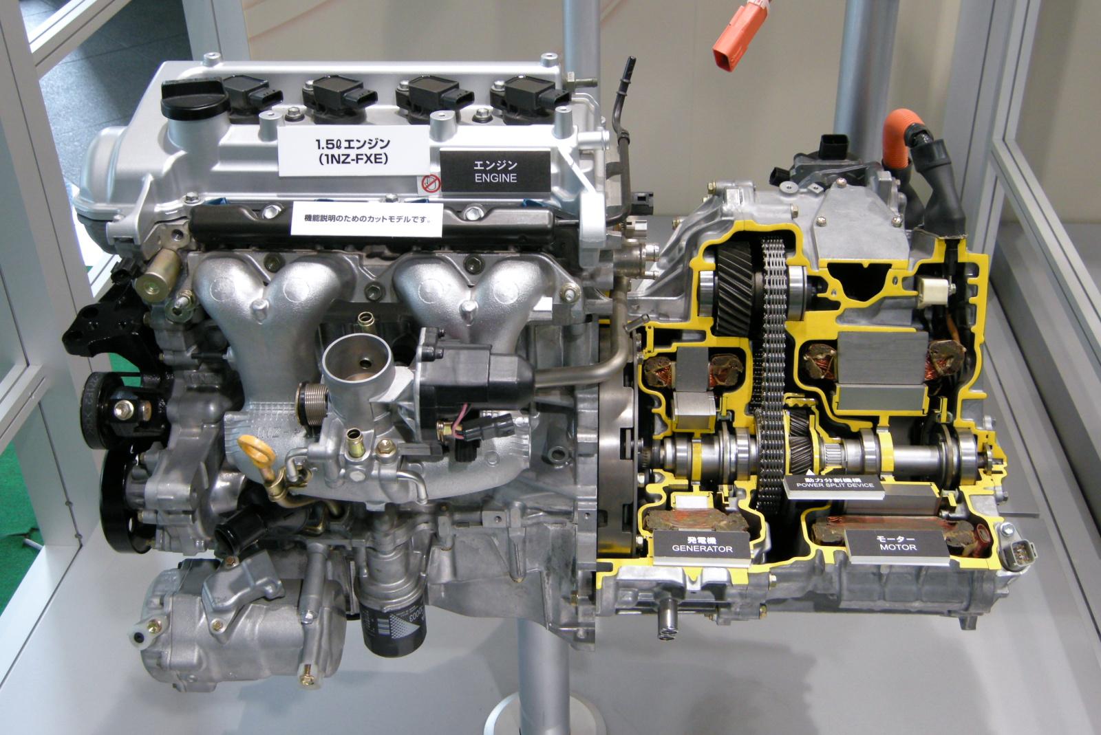 prius c engine diagram