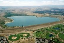 Cherry Creek Reservoir Colorado