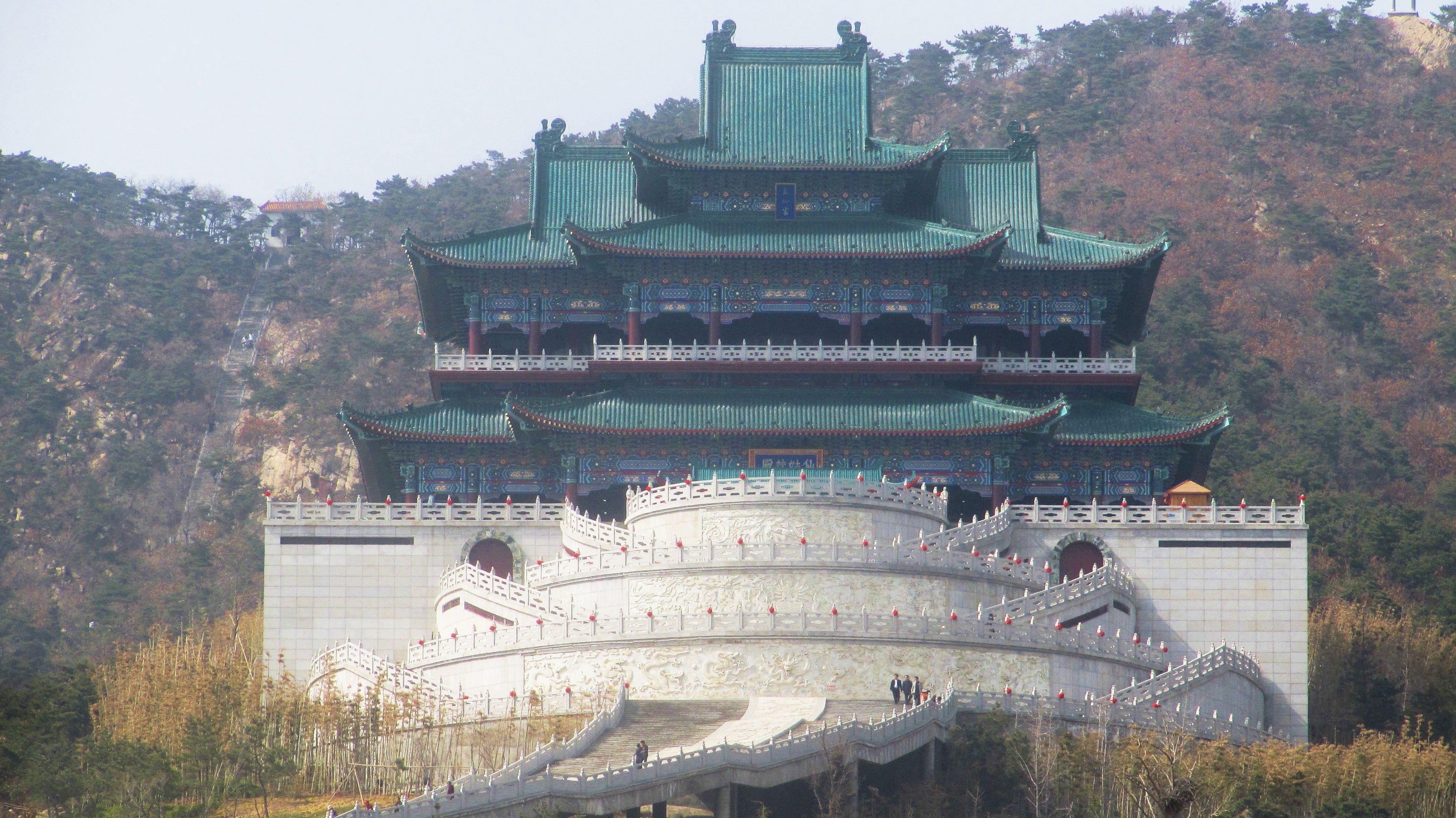 Taoist temple  Wikiwand