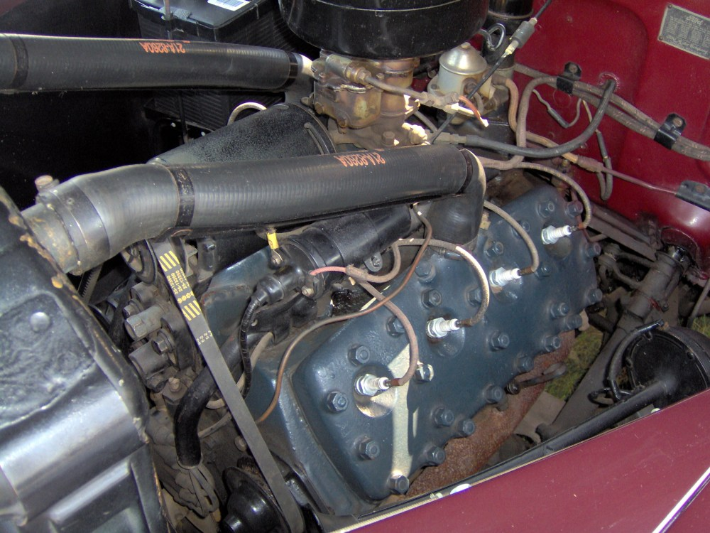 medium resolution of ford flathead v8 engine