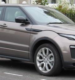 range rover evoque hse facelift  [ 3996 x 1991 Pixel ]