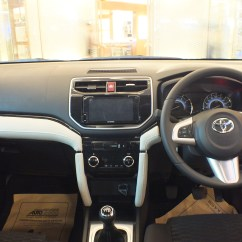 Interior New Agya Trd Pajak Mobil All Kijang Innova 2018 Toyota Rush Car Release Date And Review