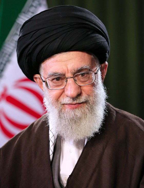 Image result for the Supreme Leader of Iran