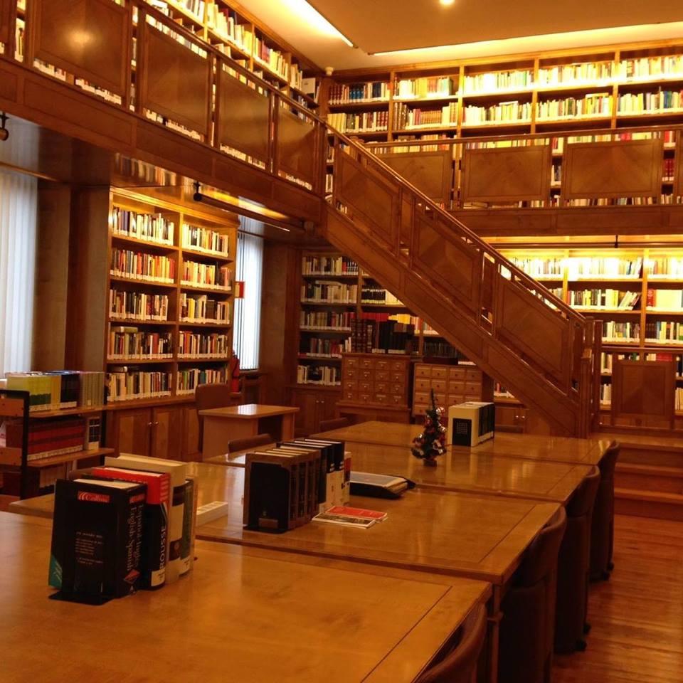 Biblioteca de la Junta General del Principado de Asturias  Wikipedia la enciclopedia libre