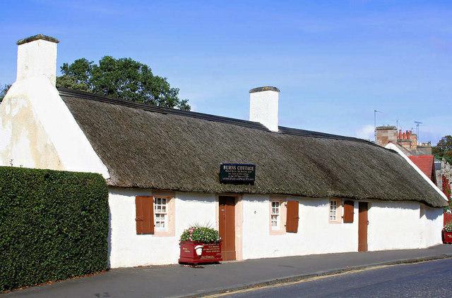 Burns Cottage  Wikipedia