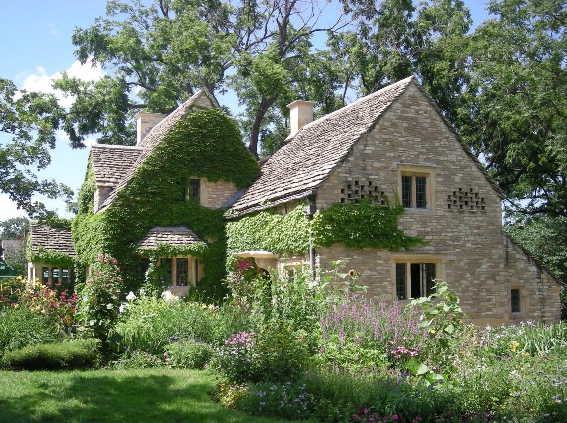 English Farmhouse Plans