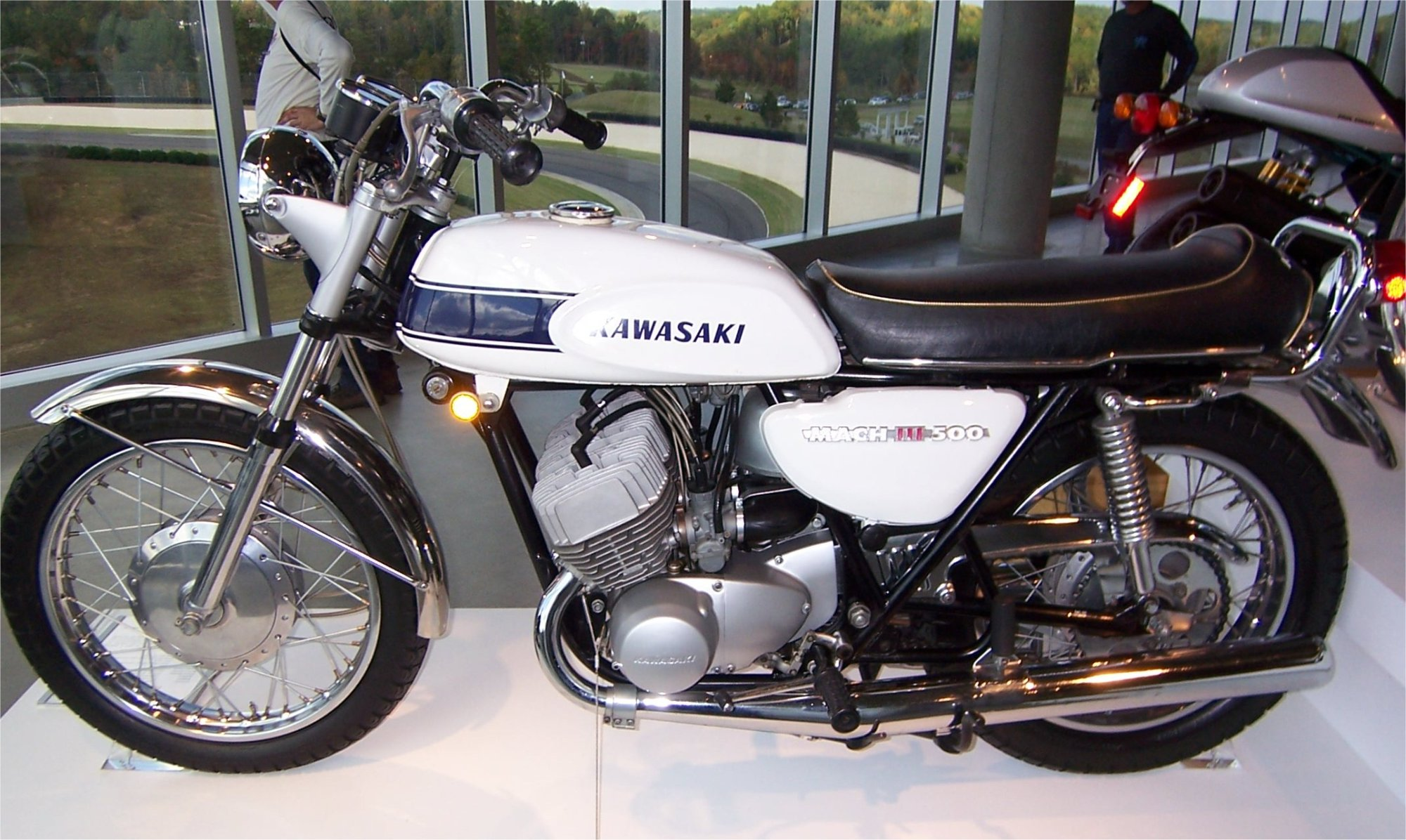 hight resolution of kawasaki triple