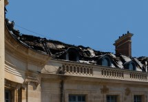 File Toit Cour 'honneur Apr Incendie Tel Lambert