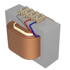 Step Down Transformer Diagram Working Of Laser Printer With Transformator Wikipedia Bahasa Indonesia Ensiklopedia Bebas