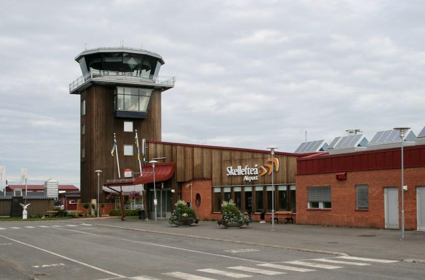 Bildresultat för skellefteå airport