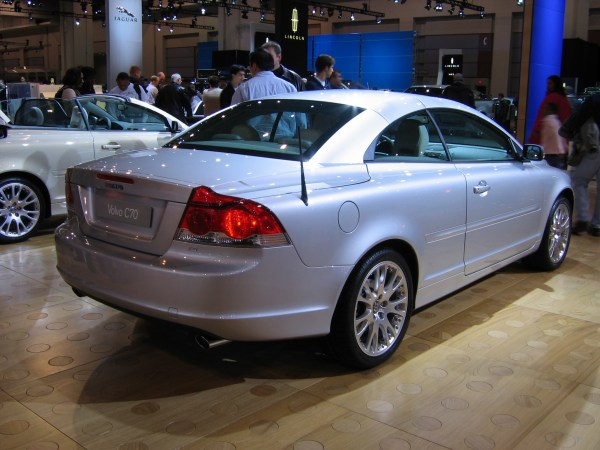 Volvo C70 Wikipedia - Year of Clean Water