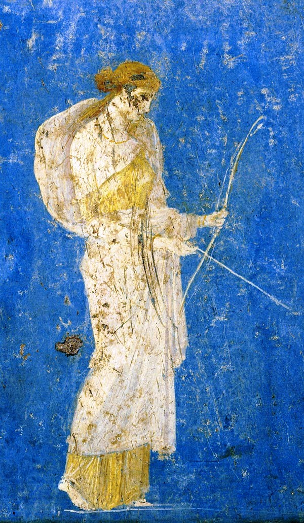 Diana affresco  Wikipedia