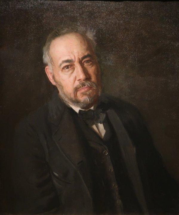 Self-Portrait Thomas Eakins