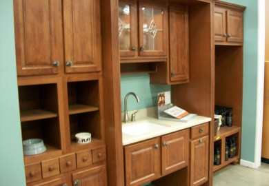Kitchen Cabinet Face Ideas