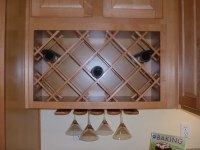 File:Kitchen integrated wine rack.JPG - Wikimedia Commons