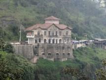 Inside the Hotel Del Salto Tequendama Falls Colombia